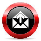 Mail icon — Stock Photo