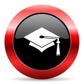 Icona di educazione — Foto Stock