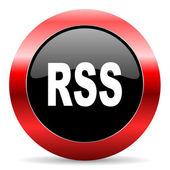 Rss icon — Stock Photo