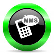 Mms icon — Stock Photo #39922819