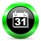Calendar icon — Stock Photo