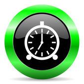 Alarm ikonen — Stockfoto