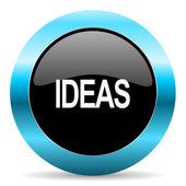 Ideas icon — Stock Photo