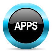 Apps icon — Stock Photo