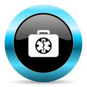 Rescue kit icon — Stock Photo