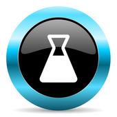 Laboratory icon — Stock Photo