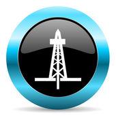 Drilling icon — Stock Photo