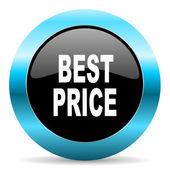 Best price icon — Stok fotoğraf