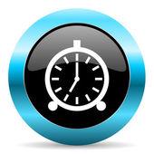 Ikona alarmu — Stock fotografie