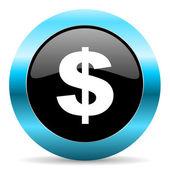 Dollar-ikonen — Stockfoto