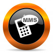 Mms icon — Stock Photo #39978405