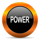 Power icon — Stock Photo