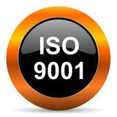 Iso 9001 — Stock Photo
