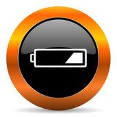 Battery icon — Stock Photo