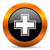 Pharmacy icon — Foto de Stock