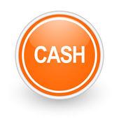 Cash icon — Stock Photo