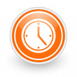 Stock Photo: Time icon