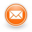 Mail icon — Stock Photo #40129721