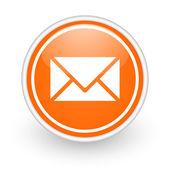 Icono correo — Foto de Stock