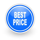 Best price icon — 图库照片