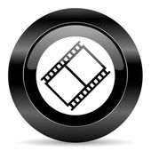 Film icon — Stock Photo