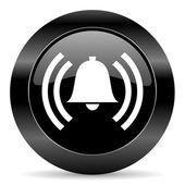 Alarm icon — Stock Photo