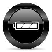 ícone de bateria — Fotografia Stock