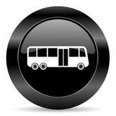 Bus icon — Stock Photo