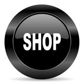 Shop icon — Foto de Stock