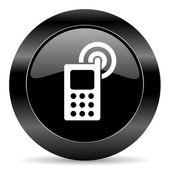 Phone icon — Stock Photo