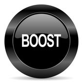 Boost icon — Stock Photo