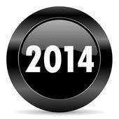 Значок 2014 года — Стоковое фото