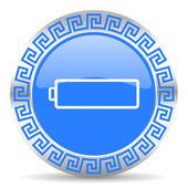 Icône de la batterie — Photo