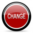 Stock Photo: Change icon