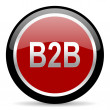 B2b icon — Stock Photo #41145891