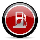 Biofuel icon — Stock Photo