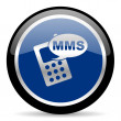 Mms icon — Stock Photo #41282047