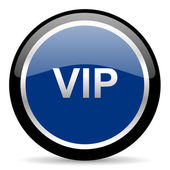 Vip icon — Stock Photo