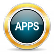 Apps icon — Stock Photo #42683627