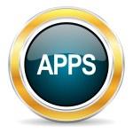 Apps icon — Stock Photo #42683627