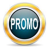 Promo icon — Foto de Stock