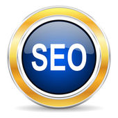 Seo icon — Stock Photo