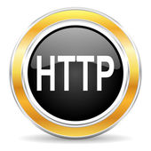 Http icon — Stock Photo