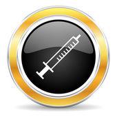 Medicine icon — Stock Photo