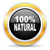 Icono natural — Foto de Stock