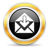 Mail-Symbol — Stockfoto
