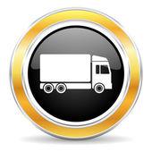 Icono de envío — Foto de Stock