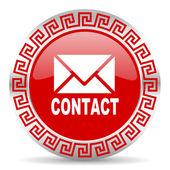 ícone do mail — Fotografia Stock