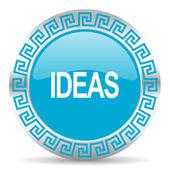Ideas icon — Foto Stock