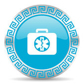 Rescue kit icon — Foto Stock